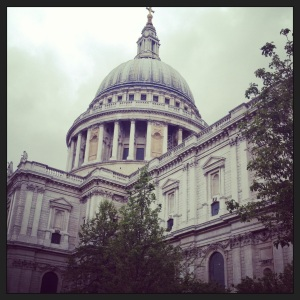 St. Pauls Cathedral London
