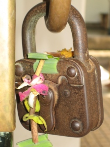 Lock in Yogykarta