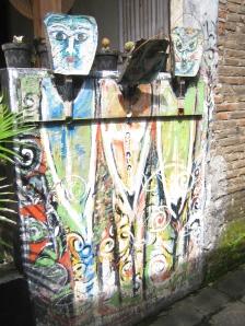 street art in Yogykarta
